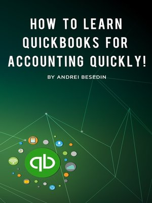 cover image of How to Learn Quickbooks for Accounting
