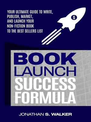 cover image of Book Launch Success Formula
