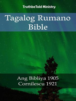 cover image of Tagalog Rumano Bible