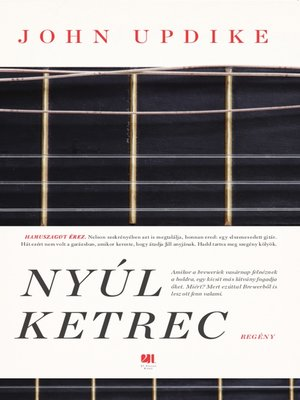 cover image of Nyúlketrec