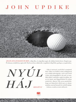 cover image of Nyúlháj