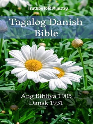 cover image of Tagalog Danish Bible