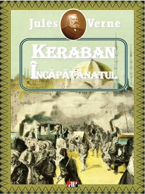 cover image of Kéraban încăpățânatul