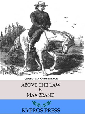 cover image of Above the Law