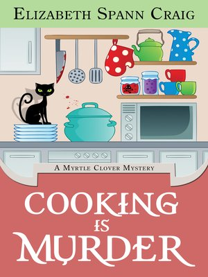 cover image of Cooking is Murder