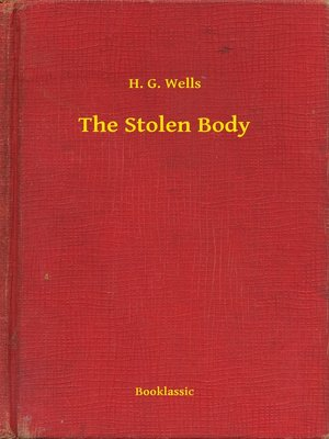 cover image of The Stolen Body