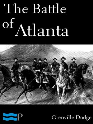 cover image of The Battle of Atlanta