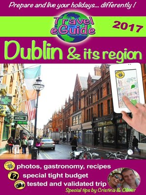 cover image of Travel eGuide: Dublin & its region