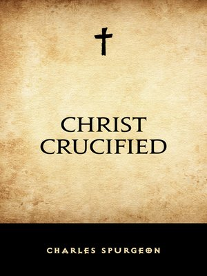 cover image of Christ Crucified