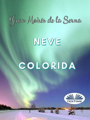 cover image of Neve Colorida