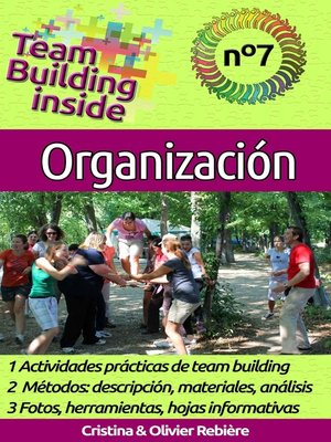 cover image of Team Building inside n°7: organización