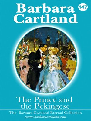 cover image of The Prince and The Pekingese
