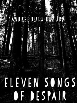 cover image of Eleven Songs of Despair