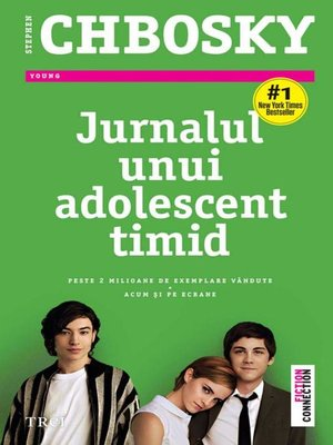 cover image of Jurnalul unui adolescent timid
