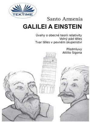 cover image of Galilei a Einstein