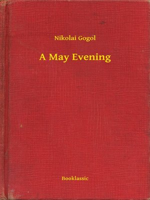 cover image of A May Evening
