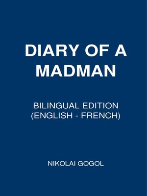 cover image of Memoirs of a Madman