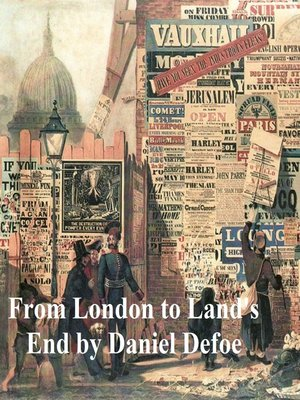 cover image of From London to Land's End