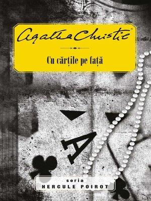 cover image of Cu cărțile pe față