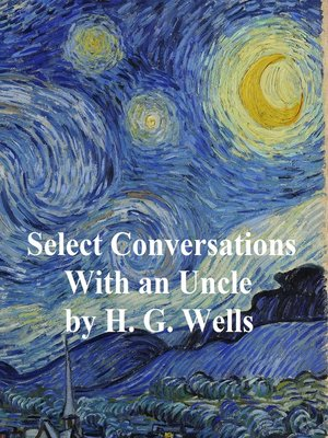 cover image of Select Conversations with an Uncle (Now Extinct)