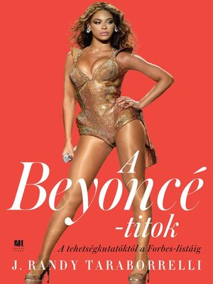 cover image of A Beyonce-titok