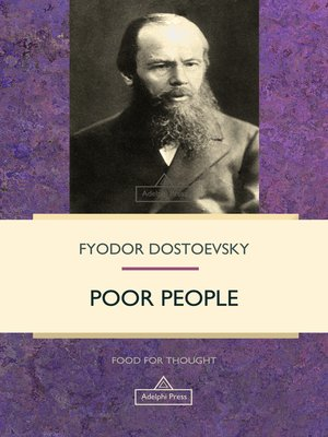 cover image of Poor People
