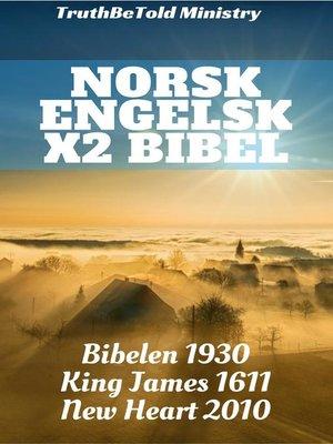 cover image of Norsk Engelsk Engelsk Bibel