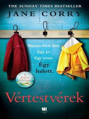 cover image of Vértestvérek