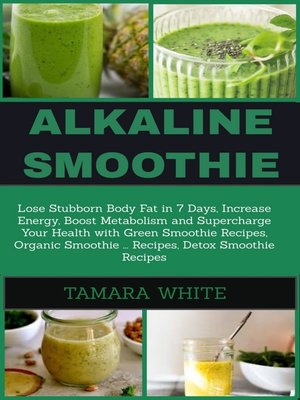 cover image of Alkaline Smoothie