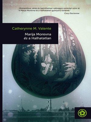 cover image of Marija Morevna és a Halhatatlan