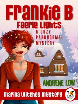 cover image of Frankie B - Faerie Lights