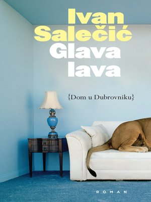 cover image of Glava lava