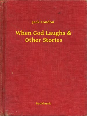 cover image of When God Laughs & Other Stories