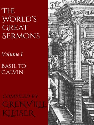 cover image of Volume I—Basil to Calvin