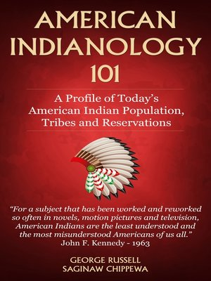 cover image of American Indianology 101