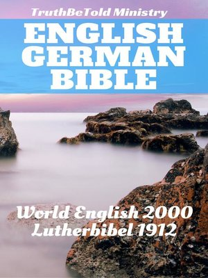 cover image of English German Bible No2