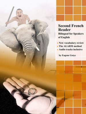 cover image of Second French Reader