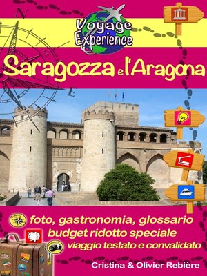 cover image of Saragozza e l'Aragona
