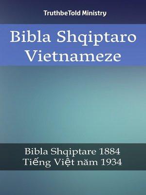 cover image of Bibla Shqiptaro Vietnameze