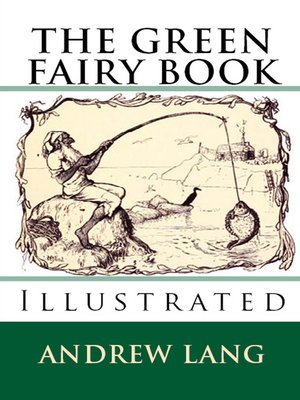 cover image of The Green Fairy Book