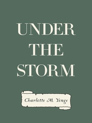cover image of Under the Storm