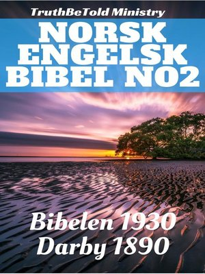 cover image of Norsk Engelsk Bibel No2