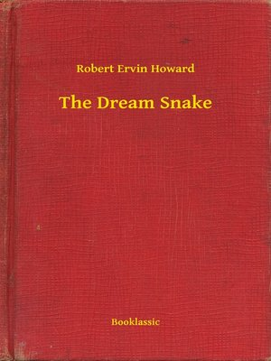 cover image of The Dream Snake