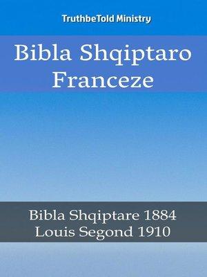 cover image of Bibla Shqiptaro Franceze