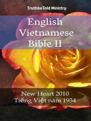 cover image of English Vietnamese Bible II