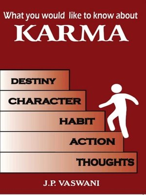 cover image of What You Would Like to Know About Karma