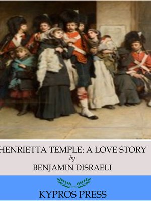 cover image of Henrietta Temple: A Love Story