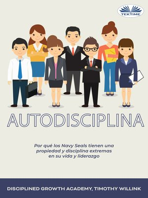 cover image of Autodisciplina