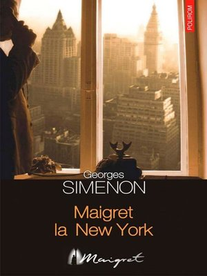 cover image of Maigret la New York