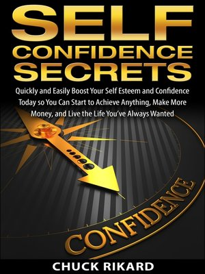 cover image of Self Confidence Secrets